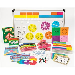 Fraction Kit, Middle School