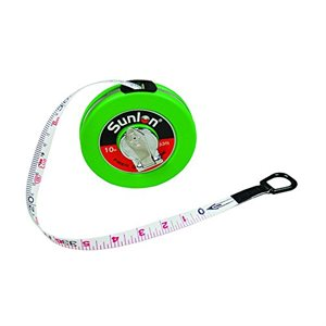 Wind Up Tape Measure, 33 ft.
