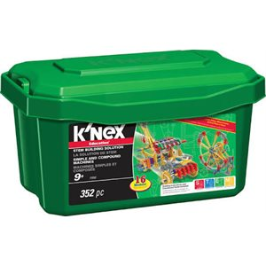 K'NEX Simple & Compound Machines Grade 5-9