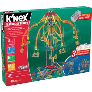 Stem Expolrations: Swing Ride Building Set