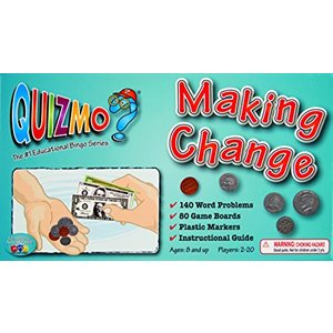 Quizmo Making Change