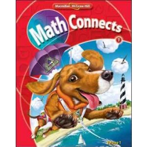 Math Connects Student Edition (Volume 1, Grade 1)