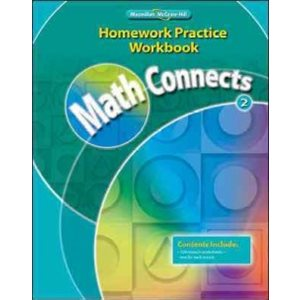Math Connects: Homework Practice (Grade 2)