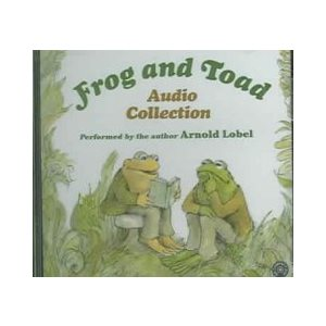 CD-Frog and Toad CD Audio Collection
