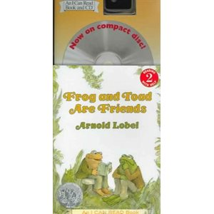 CD-Frog and Toad Are Friends Book and CD