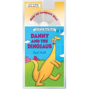 CD-Danny and the Dinosaur Book and CD Danny and the Dinosaur Book and CD