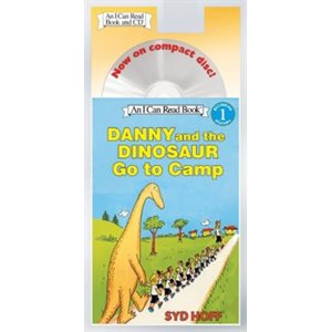 CD-Danny and the Dinosaur Go to Camp Book and CD Danny and the Dinosaur Go to Camp Book and CD