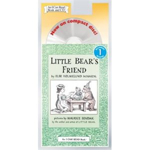 CD-Little Bear's Friend Book and CD Little Bear's Friend Book and CD