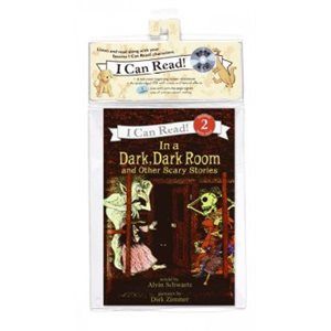 CD-In a Dark, Dark Room and Other Scary Stories (I Can Read Boo