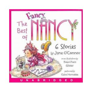 CD-The Best of Fancy Nancy 6 Stories