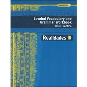 Leveled Vocabulary and Grammar Workbook - Core Practice