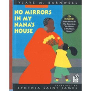 No Mirrors in My Nana's House Musical CD and Book