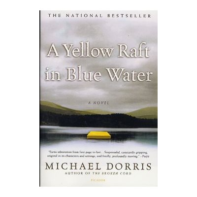 a literary analysis of a yellow raft in blue water by michael dorris