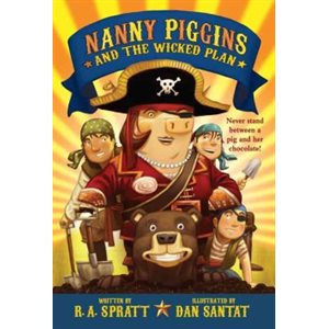 Nanny Piggins and the Wicked Plan