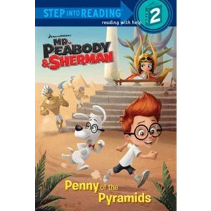 Penny of the Pyramids (Mr. Peabody & Sherman)