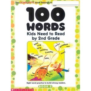 100 Words Kids Need To Read By 2nd Grade Sight Word Practice to Build Strong Readers