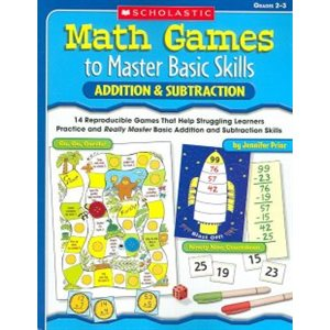 Math Games to Master Basic Skills