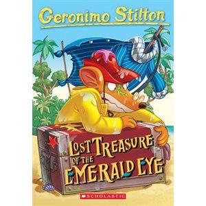 Geronimo Stilton 1 Lost Treasure Of The Emerald Eye