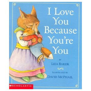 I Love You Because You're You - Audio Library Edition Library Edition