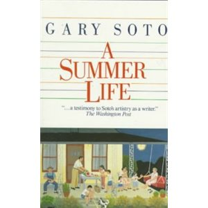 "essay gary in life soto summer A summer life"" by gary soto read carefully the following autobiographical narrative by gary soto then, in a well-written essay, analyze some of the ways guided discussion of writing the rhetorical analysis essay, using gary soto 1996 prompt from ap english language exam discusses strategies for writing."