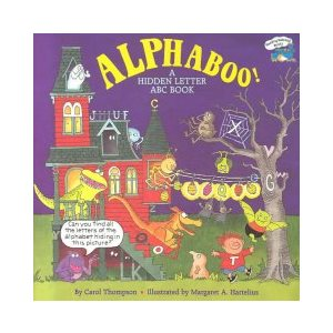Alphaboo: A Hidden Letter Book
