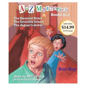 A to Z Mysteries: Books H-J The Haunted Hotel; The Invisible Island; The Jaguar's Jewel