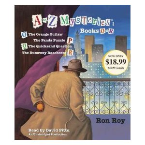 A to Z Mysteries: Books O-R