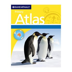 Rand McNally Primary Atlas Grade K-3
