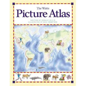 The Watts Picture Atlas (Watts Reference)