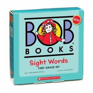 BOB Books: Sight Words: First Grade First Grade