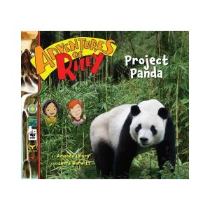Project Panda (Adventures of Riley)