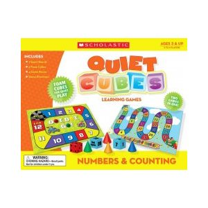 Numbers & Counting Quiet Cubes Learning Games Numbers & Counting