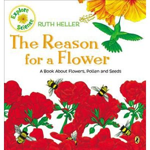 The Reason for a Flower A Book About Flowers, Pollen, and Seeds