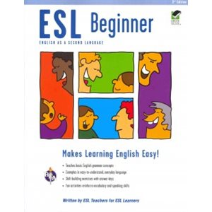 ESL Beginner: English As a Second Language