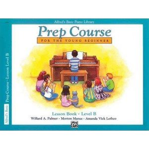 Alfred's Basic Piano Prep Course CD for Lesson Book, Level B