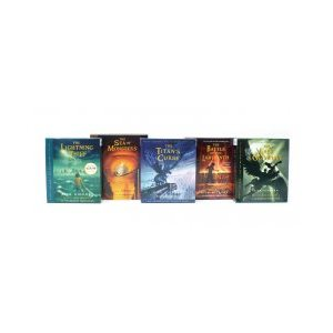 Percy Jackson 5 Cd  Prepack