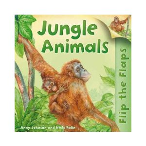 Jungle Animals (Flip the Flaps)