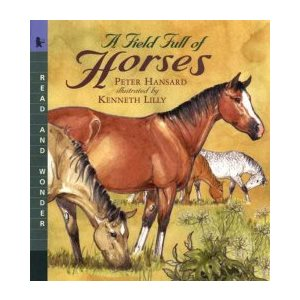 A Field Full of Horses Read and Wonder
