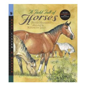 A Field Full of Horses with Audio Read, Listen, & Wonder