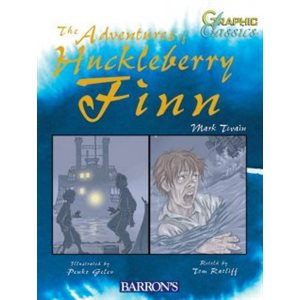 The Adventures of Huckleberry Finn (Graphics Classic)