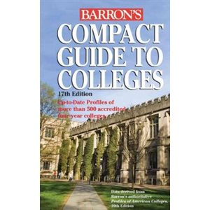 Barron's Compact Guide to Colleges