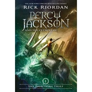 Percy Jackson and the Olympians, Book One: The Lightning Thief