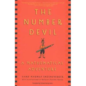The Number Devil: A Mathematical Adventure (Common Core Exemplar)