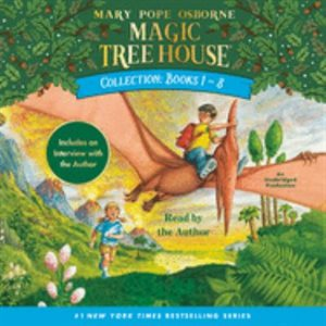 Magic Tree House Collection: Books 1 - 8 (Magic Tree House Series) Audio CD