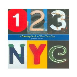 123 NYC A Counting Book of New York City