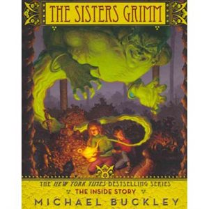The Sisters Grimm: Book 8