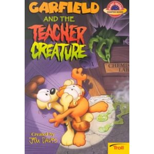 Garfield and the Teacher Creature