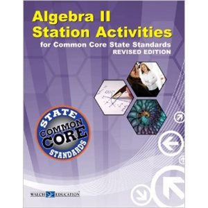 CCSS Station Act Geometry, Revised Edition