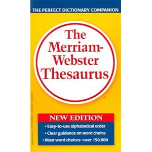 The Merriam-Webster Thesaurus-24 / cs