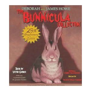 Bunnicula Collection Books 1-3  (Audio)
